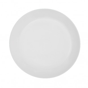 Блюдо 305 мм без полей Royal White 4, 12