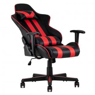 Кресло игровое TopChairs Camaro красное