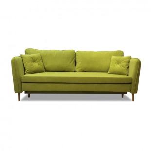 Диван Берне, зеленый