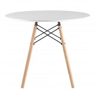 Стол Eames DSW, круглый, D 70 см