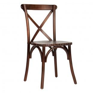 Комплект мебели стол Лофт-2, 4 стула Кроссбэк