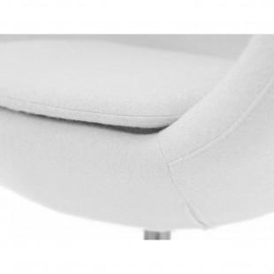 Кресло Egg, белое