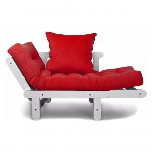 Кресло Аруна красное