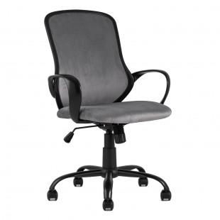 Компьютерное кресло Desert велюр серый
