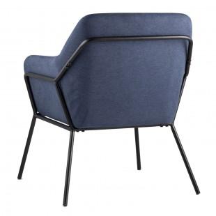 Кресло Шелфорд синее