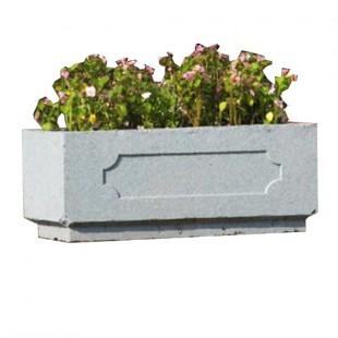 Вазон бетонный Ц-4-2