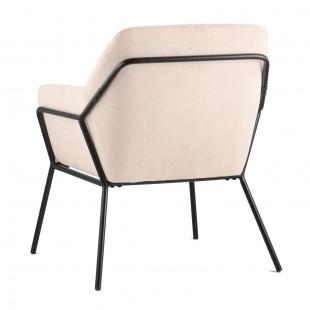 Кресло Шелфорд светло-розовое