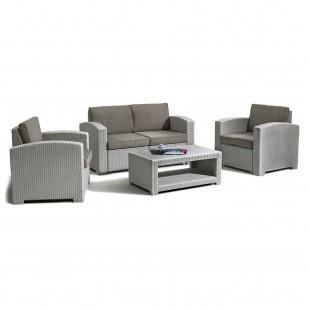 Комплект мебели под ротанг LUX 4