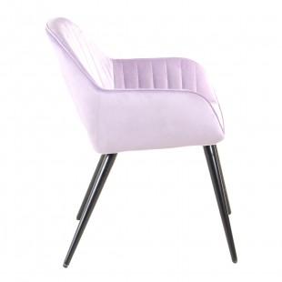 Кресло Кристи сиреневое