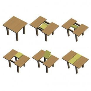 Обеденный стол Элвис