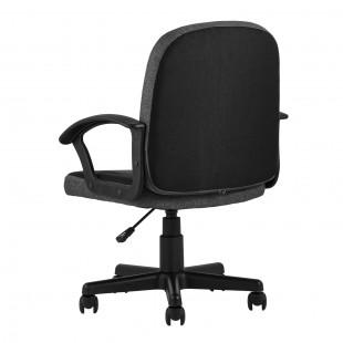 Кресло офисное TopChairs Comfort, черное