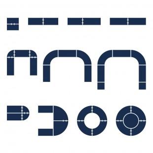 Стол Лидер 2, 1800х900, 26мм, белый