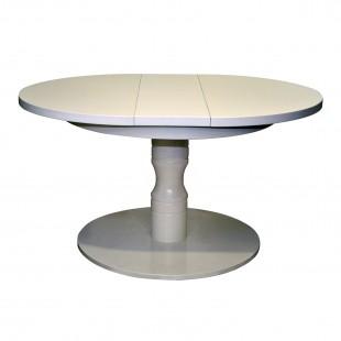 Круглый раздвижной стол в стиле модерн