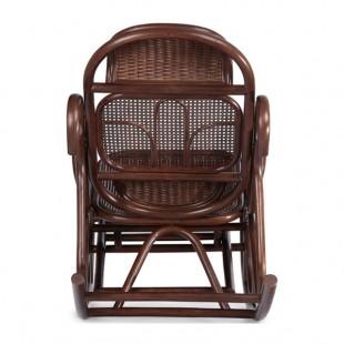 Плетеное кресло-качалка Jr Aldino
