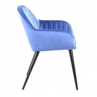 Кресло Кристи синее