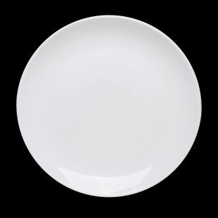 Блюдо глубокое без полей 305 мм Royal White 3, 18