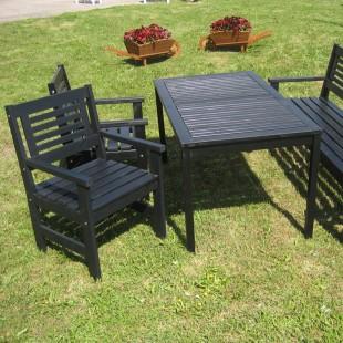Кресло Хольмен, коричневый