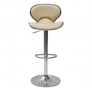 Барный стул Даллас кремовый