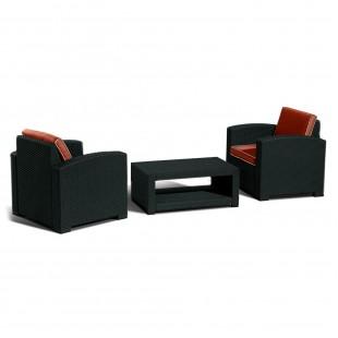 Комплект мебели под ротанг LUX 2