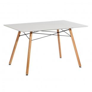 Стол Eames DSW, прямоугольный