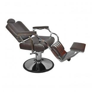 Классическое мужское парикмахерское кресло 11