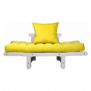 Кресло Аруна лимон
