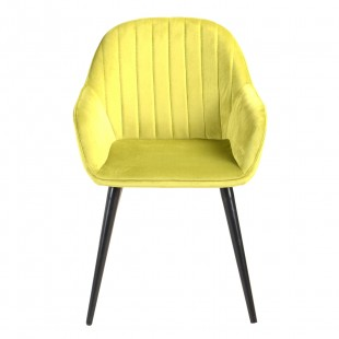 Кресло Кристи оливковое