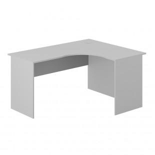 Письменный стол Малверн серый шагрень