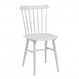 Комплект Такер, 4 белых стула