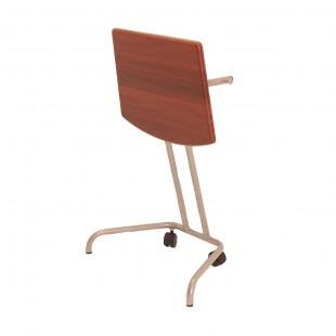 Стол складной Plansh, на колесиках