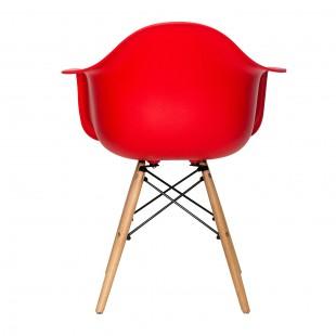 Стул Eames DAW красный
