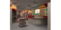 Мебель для детского магазина