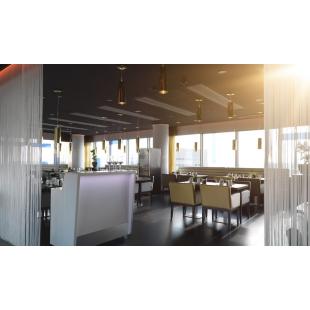 Барная стойка вертикальная Модуляр для магазина и бара