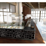 Барная стойка Valter для пивного магазина, бара и ресторана